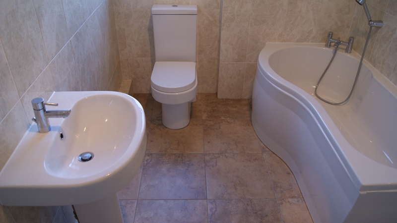 Projects: Bathrooms & Plumbing: Learmonth Terrace4