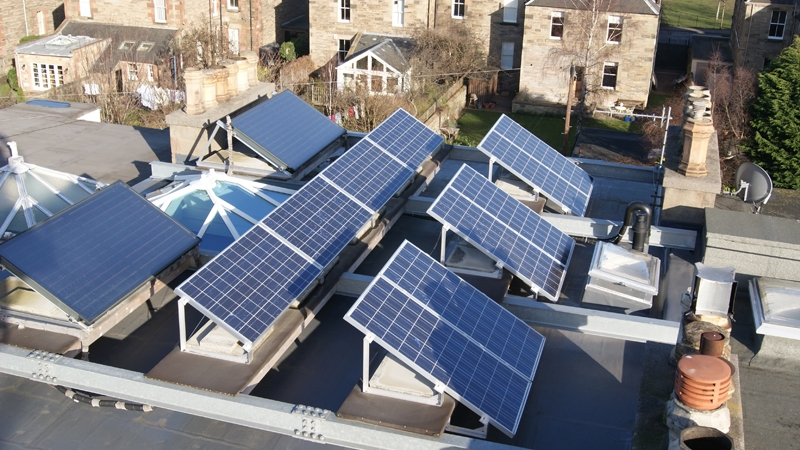 Projects: Heating & Renewables: Trinity